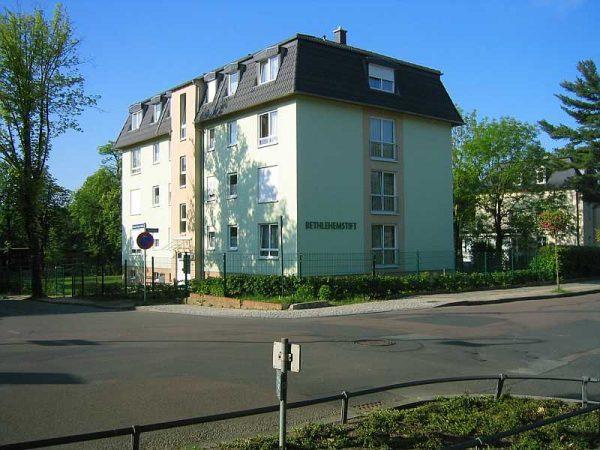Ansicht Badstraße